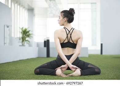 Yoga is the exercise and meditation to help keep the body and mind healthy.