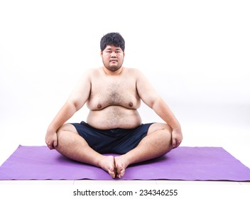 yoga for fat