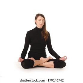 yoga gymnastic