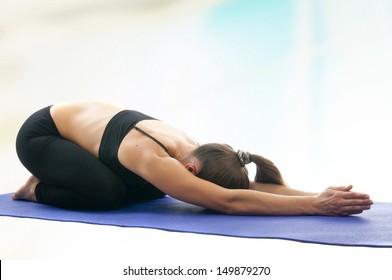 Ardha Kurmasana Hd Stock Images Shutterstock