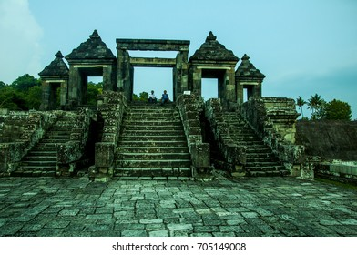 Yogjakarta temple/Ratu Boko  temple