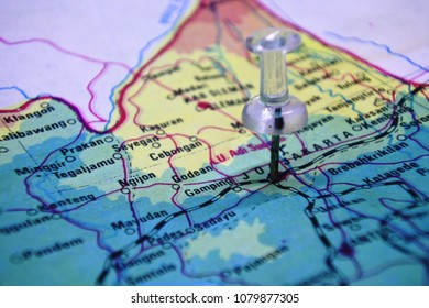 Yogyakarta Map Images, Stock Photos & Vectors | Shutterstock