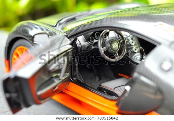 Yogyakarta January 1 2018 Autoart Diecast Stock Photo (Edit