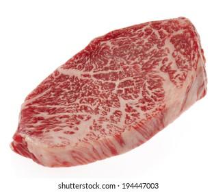 Yonezawa beef rump steak