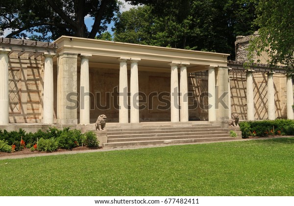 Yonkers Ny July 3 2017 Untermyer Stock Photo Edit Now 677482411