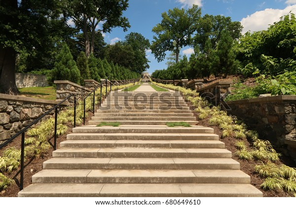 Yonkers Ny July 3 2017 Untermyer Stock Photo Edit Now 680649610