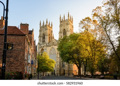 York Minster cathedral in England is  the largest gothic cathedral in northern Europe.