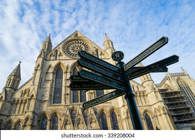 York minster, England, UK