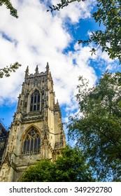 York Minster, York, England, United Kingdom, 2015