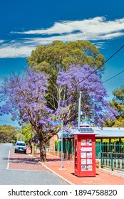 York, WA - Australia 11-15-2020. York is the oldest inland town in Western Australia, situated on the Avon River, 97 kilometres east of Perth