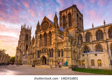 York/England  08/14/2019 photo from York in England