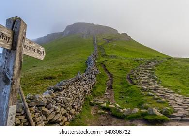 Yorkshire 3 Peaks Pen-Y-Ghent