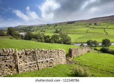 Yorkshire Dales, Swaledale, England