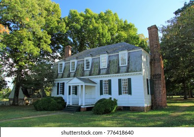 YORKTOWN, VA – OCTOBER 7: The historic Moore House was the site of negotiations between the British and Americans during the Siege of Yorktown October 7, 2017 in Yorktown, VA