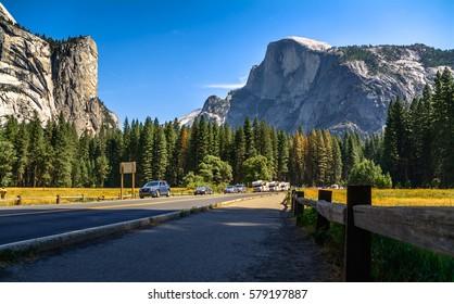 Yosemite National Park USA North America
