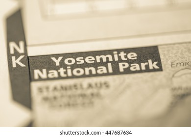 Yosemite NP. California. USA