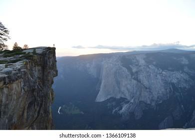 Yosemite Valley Mindblowing Place