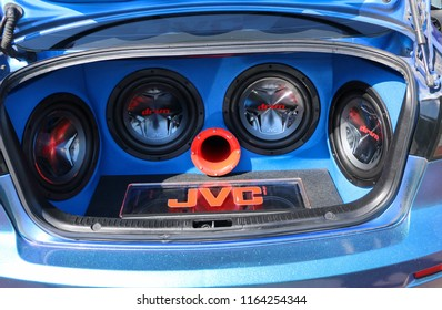 Car Amplifier Images, Stock Photos & Vectors | Shutterstock