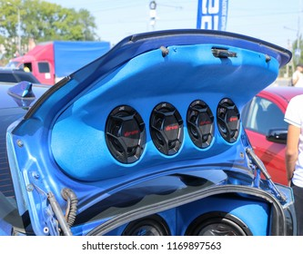 Car Sound System Images, Stock Photos & Vectors | Shutterstock