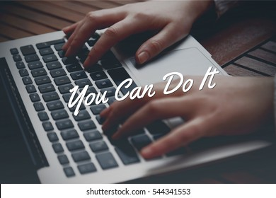 You Can Do It, Business Concept