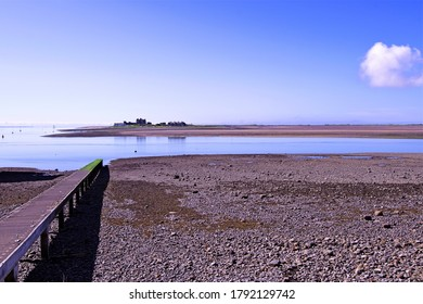 You can walk from Roa Island to Piel Island and the magnificent Piel Castle when the tide is out.