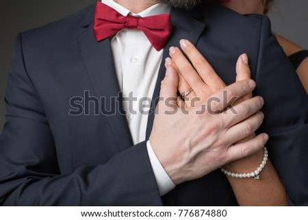 You Have Stolen My Heart Close Stock Photo (Edit Now