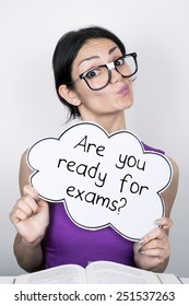 Are You Ready For Exams / Preparation