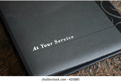 At you service