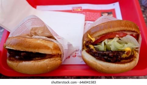 You Want a Burger Then Eat a Burger