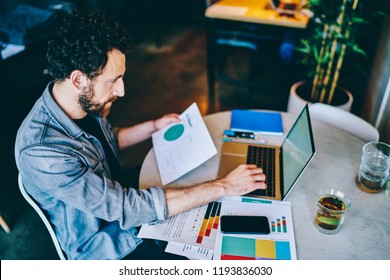 Man Laptop Shopping Images Stock Photos Vectors Shutterstock