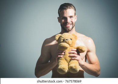 Hairy bears and sexy men