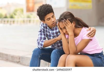 African American dating frågor