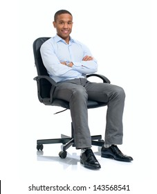 Admirable Man Sitting On Chair Images Stock Photos Vectors Caraccident5 Cool Chair Designs And Ideas Caraccident5Info