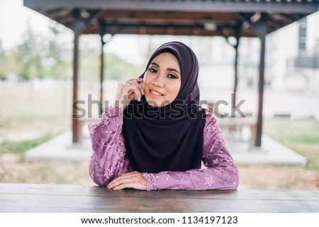 Question What sexy arab woman hijab