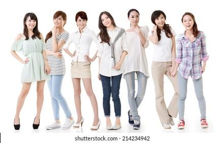 Asian girls sweet Hong Kong