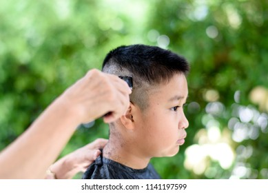 Thai Young Boy Hair Style Images Stock Photos Vectors Shutterstock