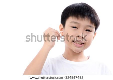 White Wife Asian Boy