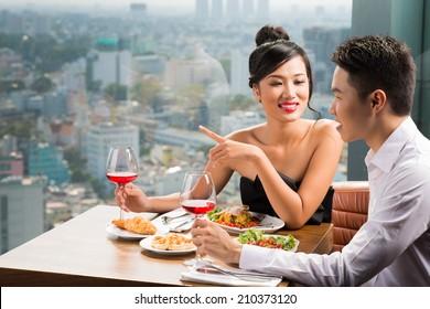 Dating Dinner