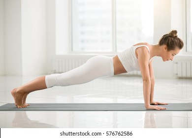 Plank Pose Images Stock Photos Vectors Shutterstock