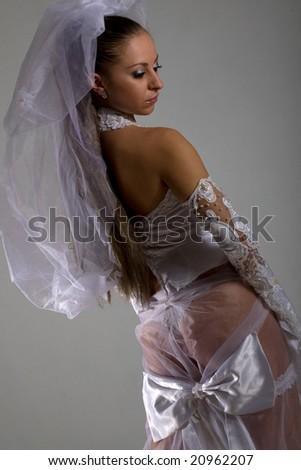 Erotic bride pics