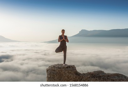 mountain pose images stock photos  vectors  shutterstock