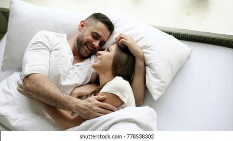 Husband Hugging Wife Images, Stock Photos & Vectors   Shutterstock