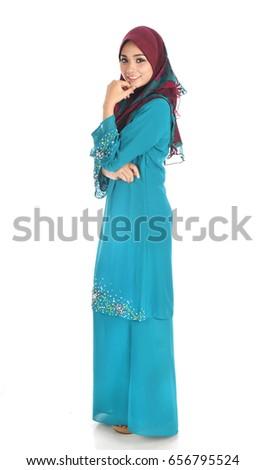 Asian latest fashion