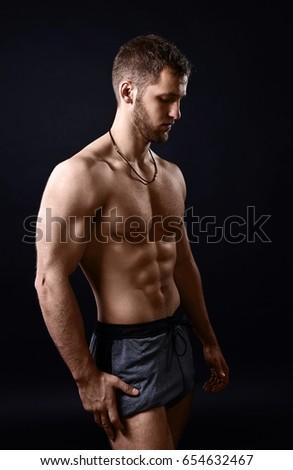 Really. black naked bodybuilding