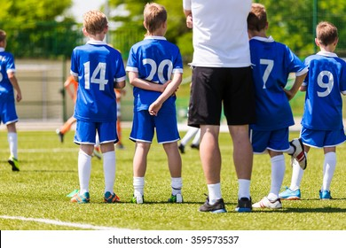 Coaching Kids High Res Stock Images | Shutterstock