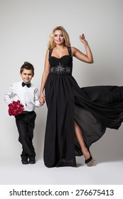 young bride with a chic woman, love for all ages