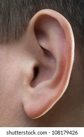 Young child with hearing and perception poblems