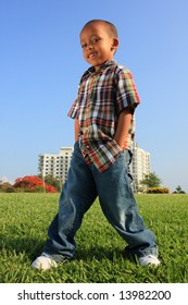 Young Child Modeling