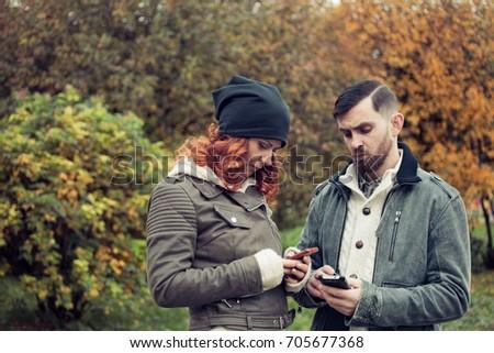 Online dating clinger
