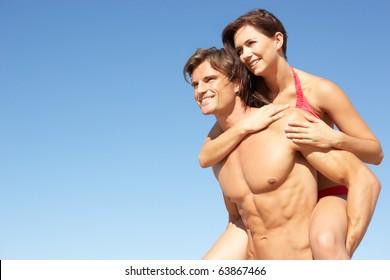 nudist teen couple